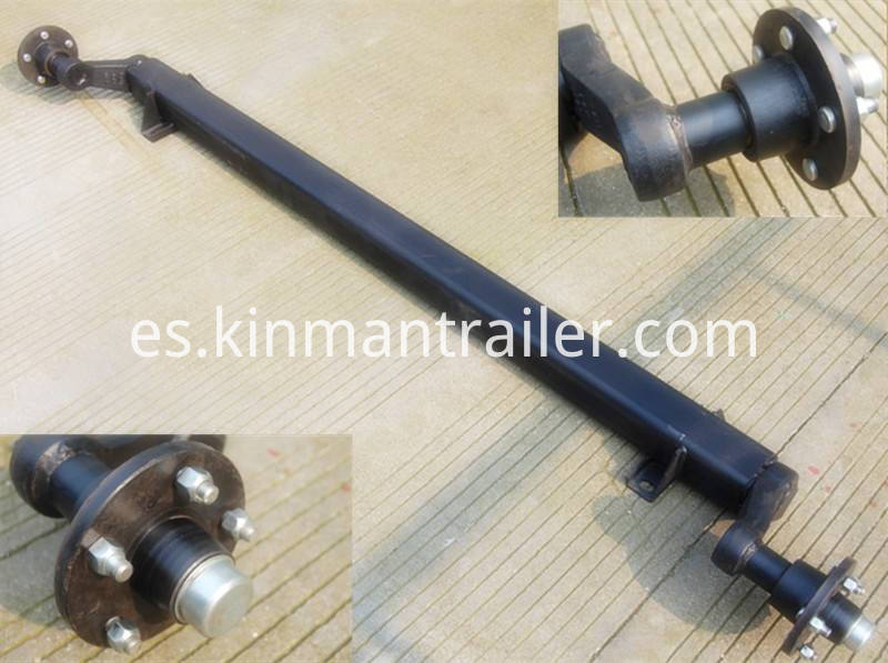 torsion spring axles for trailers