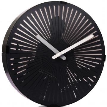 Reloj de pared en movimiento - Drumming 2