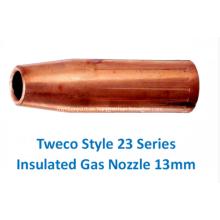 23-50 Boquilla de gas Tweco 13mm