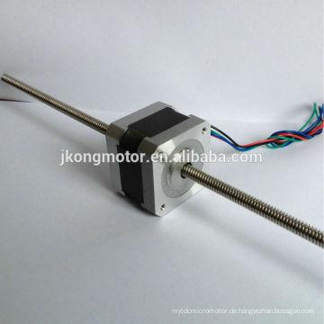 billig Linearer Schrittmotor NEMA17 12V nicht-sichernd