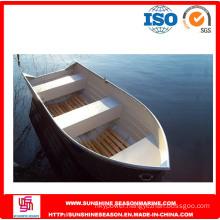 with Pop Design Full Welded Aluminium Boat for Fishing (VL-12)