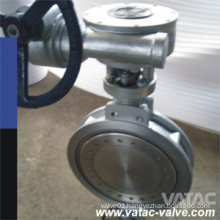 Half Lug / Wafer Eccentric Butterfly Valve Supplier