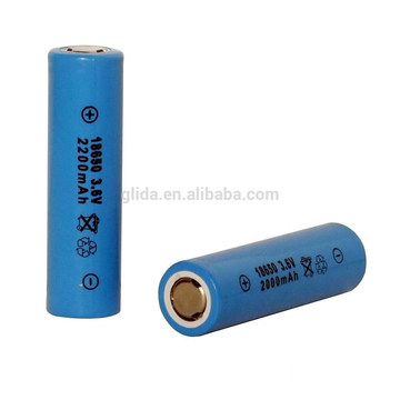 Batterie Li-Ion 3.7V 18650 pour tablette PC