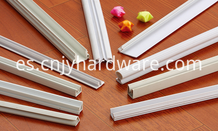 Clear Color Various degree shower door side seal