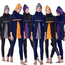 Tingyu islamic clothing women swimsuit Sexy Islamic Swimwear Muslim Swimsuit