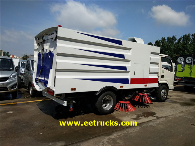 Road Washing & Sweeping Trucks