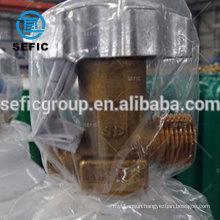 QF-7B valve for high pressure oxygen nitrogen gas cylinder