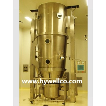 Keluli tahan karat Granules Coating Machine