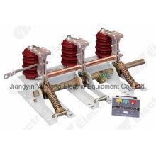Jn15-12 Interruptor de puesta a tierra de CA de alto voltaje para interiores
