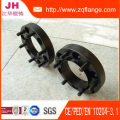 Forged Steel Black Paint Plat Flange