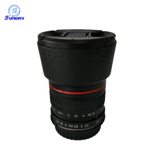f/1.8-22 Fixed Focus 85mm Portrait Long Distance Camera lens