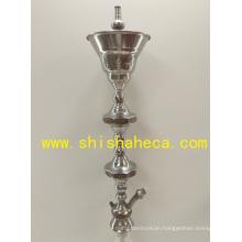 Stainless Steel Stem Nargile Smoking Pipe Hookah Shisha