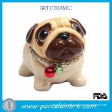 Lovely Dog Ceramic Gift Crafts