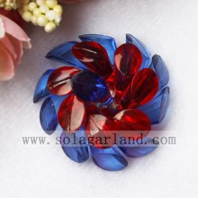 43MM Acrylic Crystal Horseshoe Beading Artificial Flowers