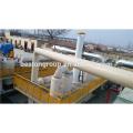 Planta de refinación de llanta de desecho 100% segura, de alto rendimiento y rentable