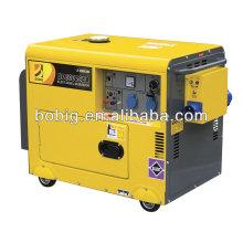 Gerador Diesel Silencioso para Casa de 4.5KW
