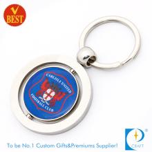 Kundenspezifisches Qualitäts-Emaille-Metall Keychain