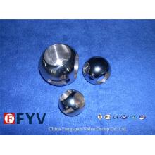 Bolas de válvula de alta calidad para válvula de bola