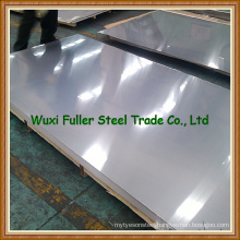 Mirror Finished Stainless Steel Sheet Plate