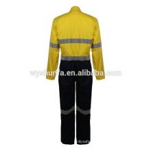 Безопасность Равномерные огнестойкие стойкие штаны NFPA 2112