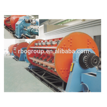 cable frame stranding machine