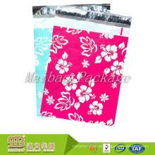 Envoltorio Evident Boutique Shipping Envelope Custom 6X9 Pink Aloha Designer Hawaiian Poly Mailers