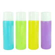 Different colors Nail polish remover bottle