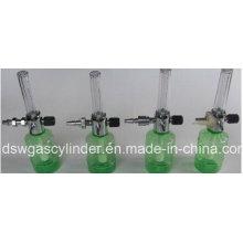Sauerstoffinhalator / Sauerstoffdurchflussmesser Verwendung für Patienten