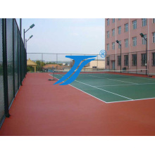 Tennis PVC Coated Fence/Chain Link Fence