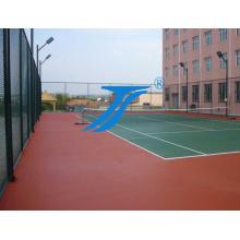 Теннис ПВХ покрытием ссылка забор забор/цепи