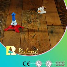 8.3mm HDF AC4 Embossed Water Resistant V-Grooved Laminate Flooring