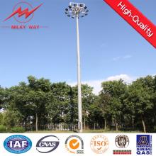 Galvanized 20m Telescopic Stadium Light Tower Supplier