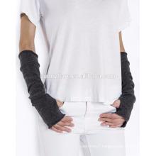 Wholesale Custom Cashmere Fingerless Gloves