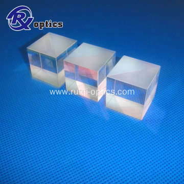 12.7mm 808nm AR coating polarizing beamsplitters