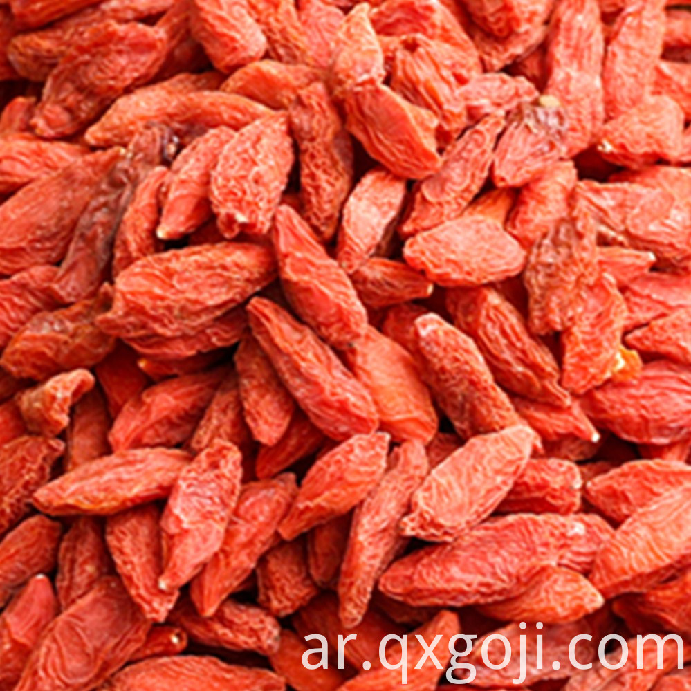 Best Organic Dried Goji Wolfberry