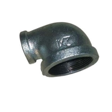 Banded Type Malleable Iron mengurangi Elbow