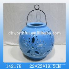 High quality ceramic solar pot light