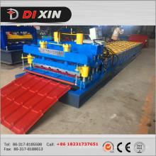 Dx 1100 Machine de formage de panneaux de tuiles en acier