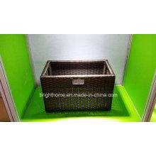Rectangle Speicherkorb. Handtuchbox