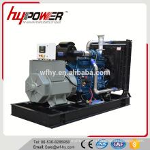 Электрогенератор 200кв. Работает от двигателя WD135