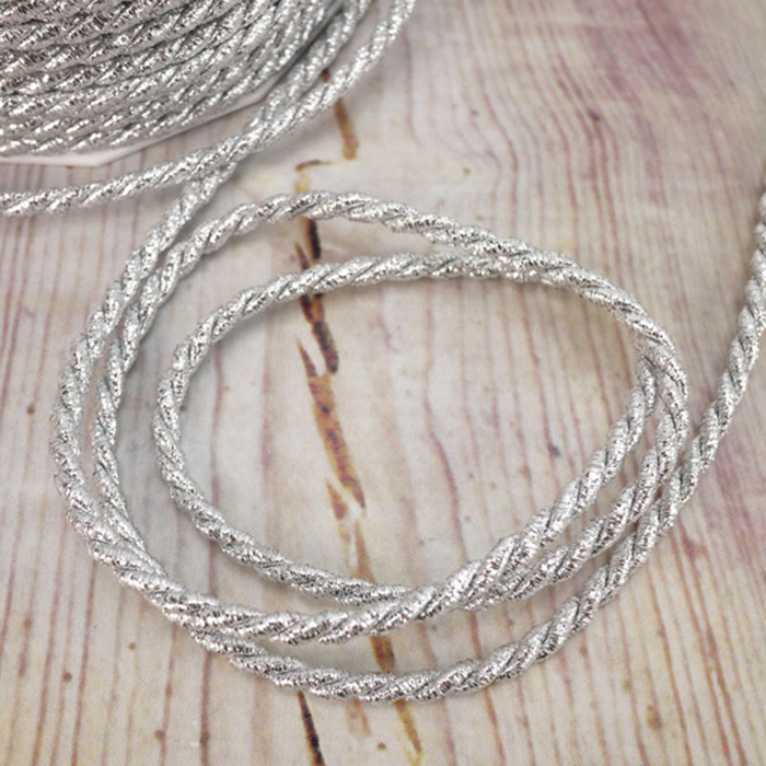 factory silver rope
