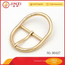 Wholesale Polygon zince alloy gold decorative curtain buckle D0427