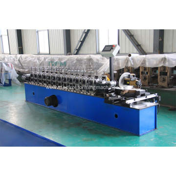 high Standard shutter door roll forming machine