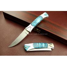 420 Stainless Steel Folding Knife (SE-G2167)