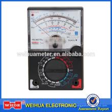 Multímetro analógico Medidor analógico Multímetro Medidor de tensión Medidor de corriente YX360 Tester YX360TRES