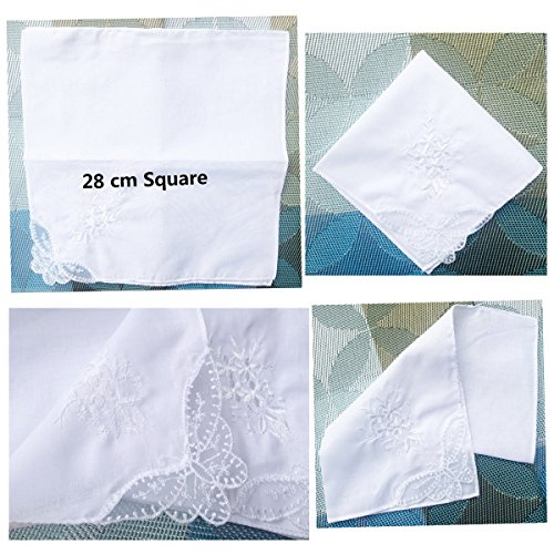 Towel Handkerchief Embroidery