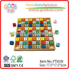Wooden Math Toys Counting Number