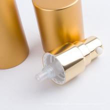 Bouteille de lotion en aluminium anodisé haut de gamme 15ML 30ML 50ML