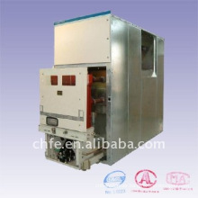 Meta-clad withdrawable type 33kv high voltage switchgear cabinet