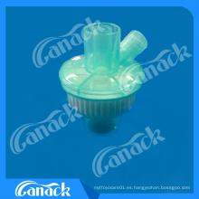 Filtro desechable de intercambiador de calor y humedad